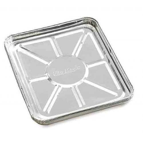 Fire Magic 3557-12 Foil Drip Tray Liners, Includes 48 Total Count