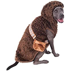Rubie's Costume Co Star Wars Big Dog's Chewbacca Pet Costume, XXX-Large