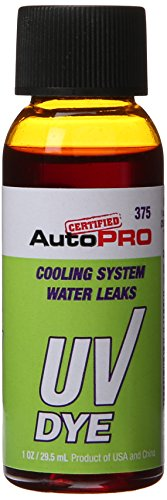 Certified A/C Pro Engine Cooling Systems UV Dye (1 ounce)