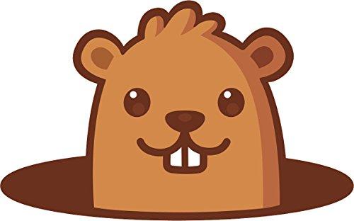 Groundhog Stickers - 2