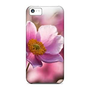 linJUN FENGFirst-class Case Cover For iphone 6 plus 5.5 inch Dual Protection Cover Nature Flowers Pink Flowers 03
