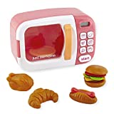 Just Like Home Microwave Pink