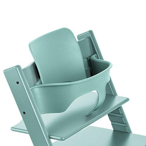 Stokke Tripp Trapp Baby Set - Aqua Blue (Car Booster Back Hi Seat)