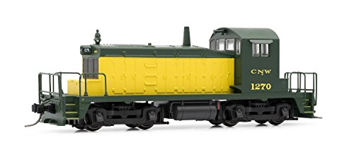 Used, Arnold N:Scale SW-1 Diesel Locomotive Chicago & Northwestern for sale  Delivered anywhere in USA