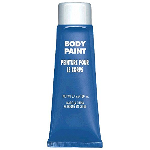 Amscan Body Paint, Party Accessory, Blue -