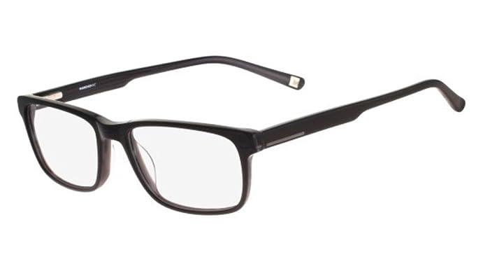 Eyeglasses MARCHON M-BRETTON 001 BLACK at Amazon Men\'s Clothing store: