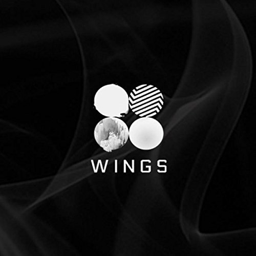BTS WINGS Random Polaroid Sticker product image