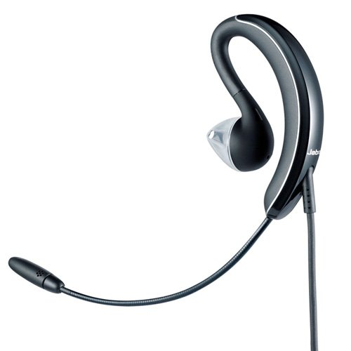 Jabra UC Voice 250 Monaural Behind The Ear Corded Headset