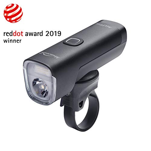 Magicshine 2019 Road Bike Light ALLTY 1000 Versatile Front Bicycle Light with Independent DRL Daytime Running Light. Powerful Bike Headlight with 1000 Lumen Output. USB Rechargeable IPX7 Waterproof