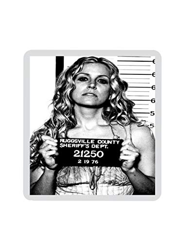Devil's Rejects Mouse pad Baby Mugshot Handmade Horror Movie Geek