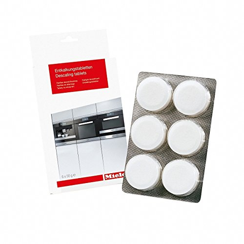Miele Descaling Tablet, 6-Piece