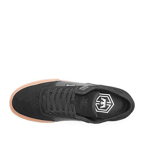 Chaussure Supra Ellington Vulc Noir-Gum