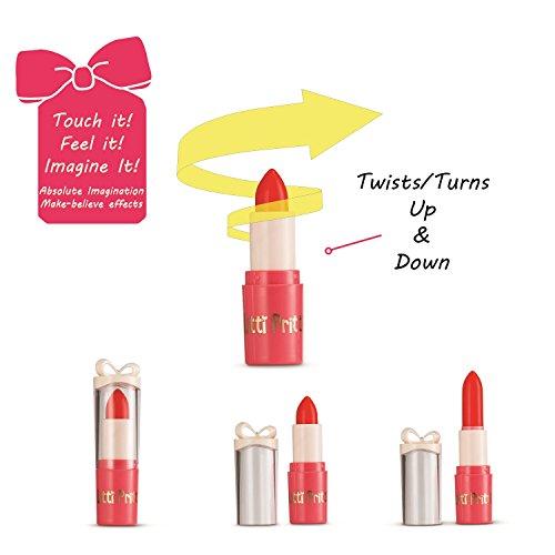 3a9bb0e1e4a Litti Pritti Pretend Makeup For Girls Set - 8 Piece Cosmetic Play ...