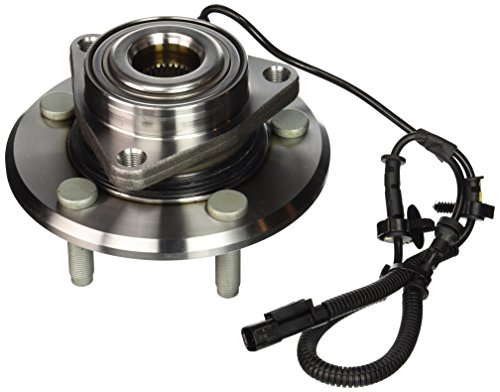 Timken SP500101 Front Wheel Bearing and Hub Assembly (Wheel Cost Replacement Bearing)