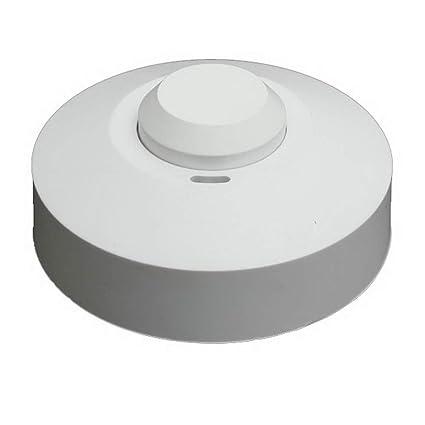 Interruptor de luz con Sensor de Radar de microondas PIR Detector de Movimiento Corporal