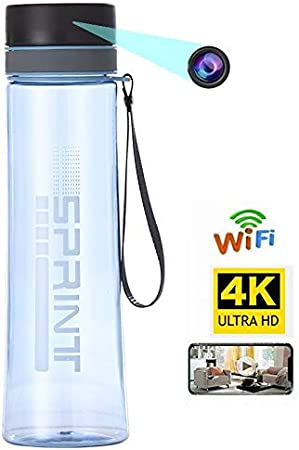 HD 1080P Portable Hidden Spy Mini Camera DVR Cam Water Bottle Camcorder Tracker