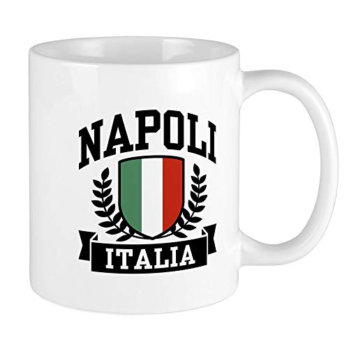 CafePress Napoli Italia Mug Unique Coffee Mug, Coffee ()