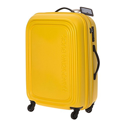 Mandarina duck suitcase duck yellow yellow ddv3205j buy online in ksa luggage products - Mandarina home online ...