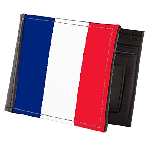Men's France Teague Truly Truly Flag Billfold of Wallet Teague wwxOCzqp