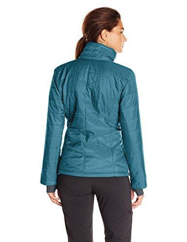 Columbia Women's Plus Size Mighty Lite iii Jacket, Blue Heron, 2X