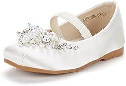 Girls Toddler Little Kid Big Kid Aurora-03 Mary Jane Ballerina Flat Shoes