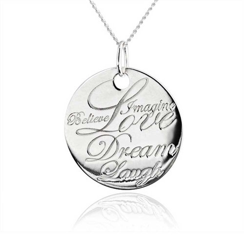 Bling Jewelry Inspirational Pendant Necklace product image