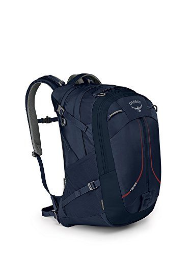 Osprey Packs Tropos Backpack, Cardinal Blue, One Size - Cardinal Daypack
