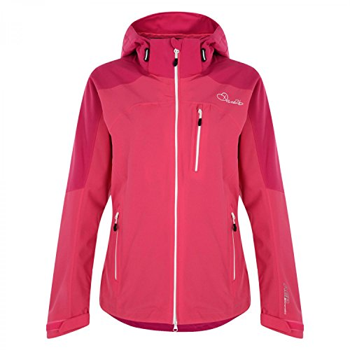 Dare 2b la veracidad de las mujeres chaqueta Lime / Pink