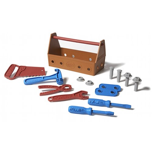 [Green Toys Tool Set] (Hammer And Nail Halloween Costumes)