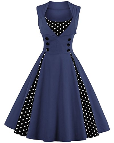 ladies 50s style dresses - 9