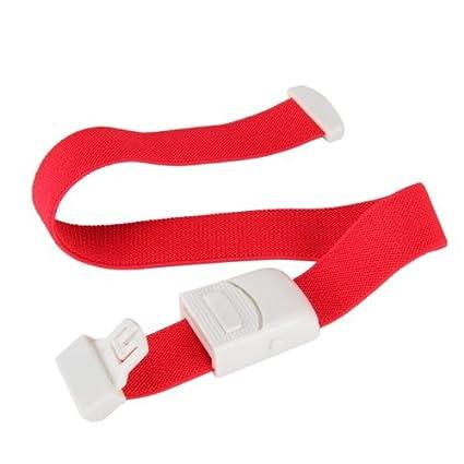 Ligadura Torniquete Médico Ajustable rojo Primeros Auxilios emergencia: Amazon.es: Salud y cuidado personal