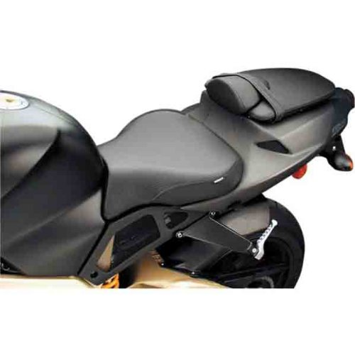 Sargent World Sport Performance Seat Black Black Accent for Aprilia RSV Mille/R