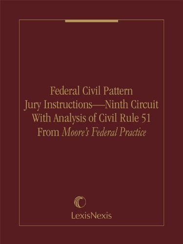 Federal Civil Pattern Jury Instructions Ninth Circuit With