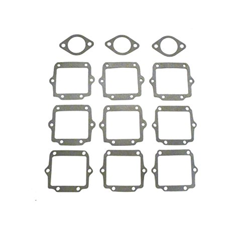 M-g 33121-9 Carburetor / Intake Manifold Gasket Set for Polaris 650, 750, 780, Sl, Slt Slx, Sltx
