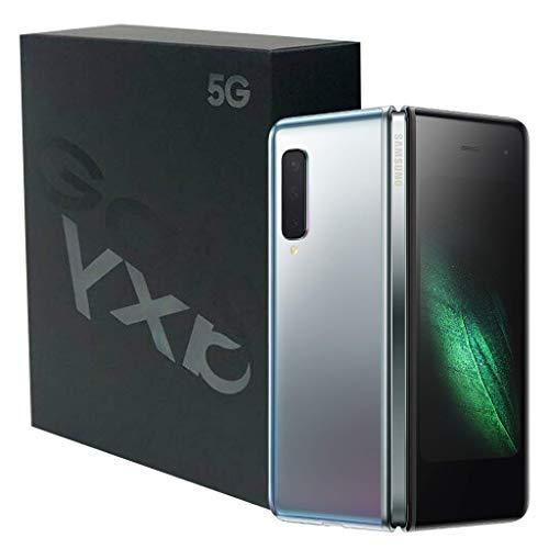 Samsung Galaxy Fold 5G (Silver, 12GB RAM, 512GB Storage)