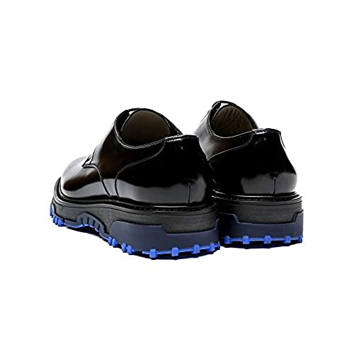 c500ae5da4aa3 Wiberlux Dior Homme Men's Glossy Real Leather Derby Shoes on sale ...