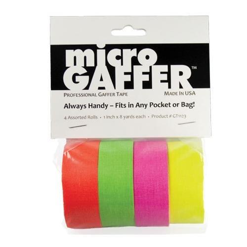 Adorama microGAFFER Tape 8 Yards x 1