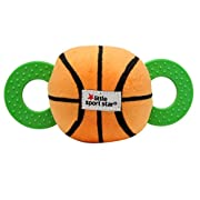 Kids Preferred Little Sport Star, Ball with Tubing Basketball Plush