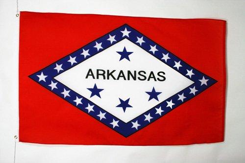 - AZ FLAG Arkansas Flag 2' x 3' - US State of Arkansas Flags 60 x 90 cm - Banner 2x3 ft
