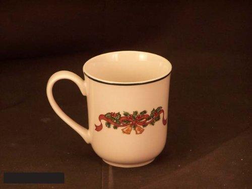 Johnson Bros. Victorian Christmas Coffee Mugs