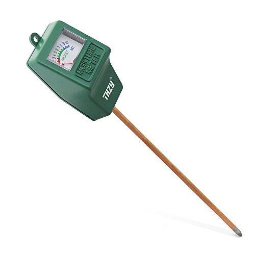 Feuchtigkeit Meter, Feuchtigkeit-thzy Sensor, Erde Wasser Monitor, Hydrometer für den Garten, Landwirtschaft