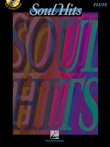 Soul Hits - Flute Play-Along Pack (Instrumental Folio) (Play Along (Hal Leonard))