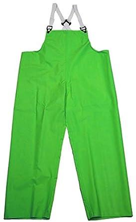Neese Industries Flame Resistant Neoprene Trouser Bib Overalls Green 3XL