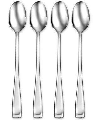 Oneida Moda Set of 4 Iced Teaspoons