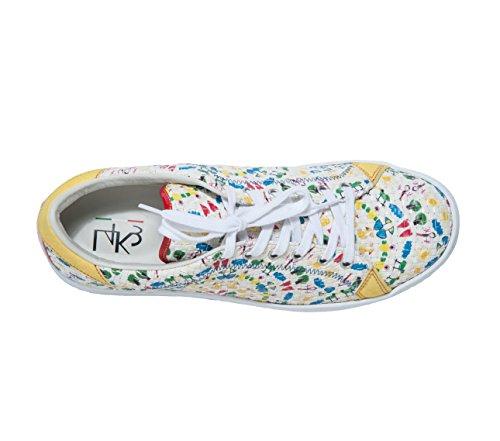 Shoes Sneakers L4K3 LAKE Unisex STAN Limited Weaving Venetian Workshop CHILDRENS PRINT