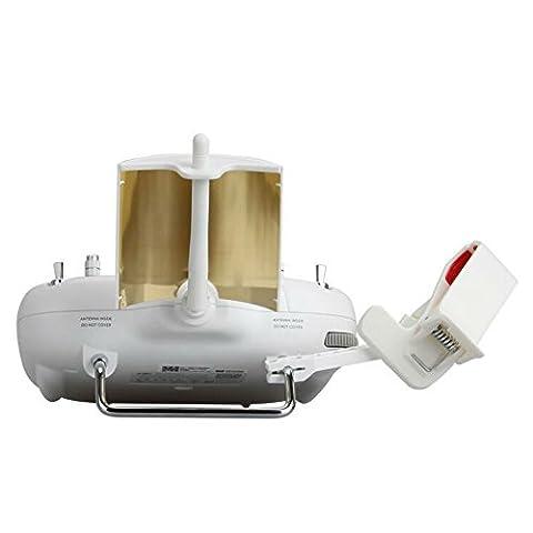 SKYREAT Copper Parabolic Antenna Range Booster for DJI Phantom 3 Standard / SE Controller Transmitter Signal Extend