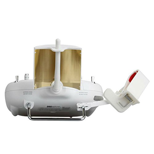 SKYREAT-Copper-Parabolic-Antenna-Range-Booster-for-DJI-Phantom-3-Standard-Controller-Transmitter-Signal-Extend