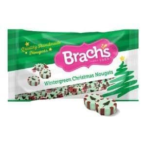 Brach's Wintergreen Christmas Nougats