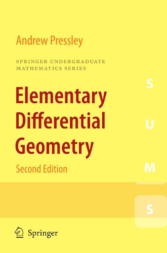 Download Elementary Differential Geometry (Springer Undergraduate Mathematics Series) Pdf