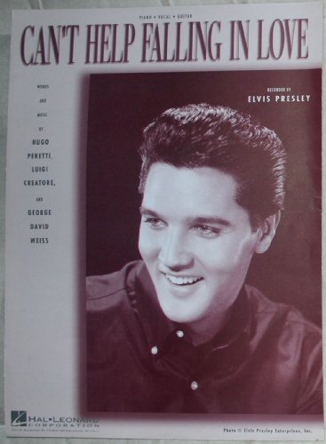 Cant Help Falling In Love Recorded By Elvis Presley On RCA pdf epub download ebook